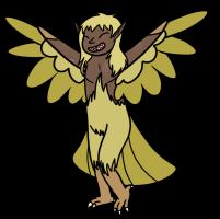 Harpy Chibi