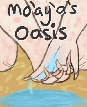 Mo'ay'a's Oasis Cover