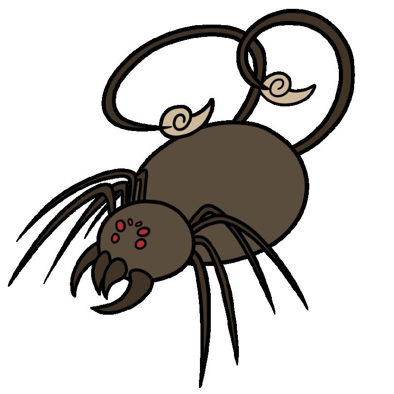 Heck'nerian Spider