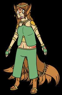 Kitsune Clothes