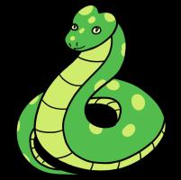 Snake Chibi