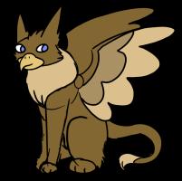 Gryphon Chibi