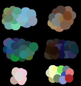 Seces Colour Examples