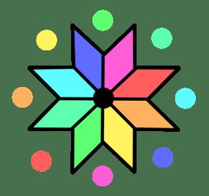 Eight Star Icon