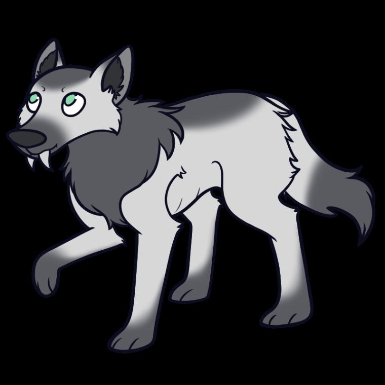 Dire wolf species icon