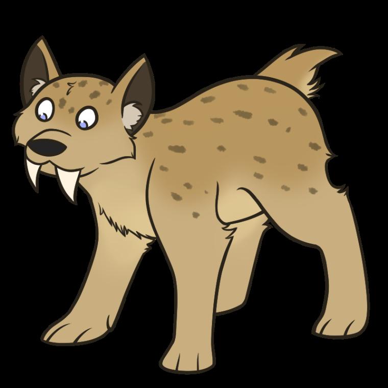 Sabre Cat